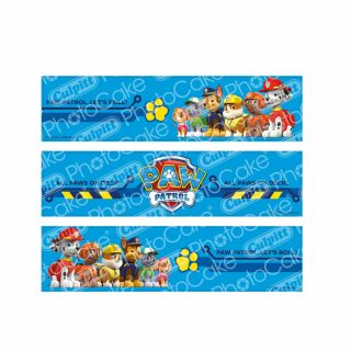 PhotoCake PAW PATROL PAWS ON DECK