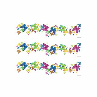 PhotoCake Strips SWEET LIFE BUTTERFLY