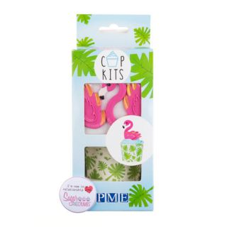 PME Cup Kits FLAMINGOS