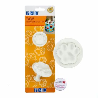 PME Plunger Cutters Paw Set of 3