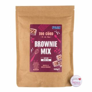 PME Too Good to be True Brownie Mix 500g