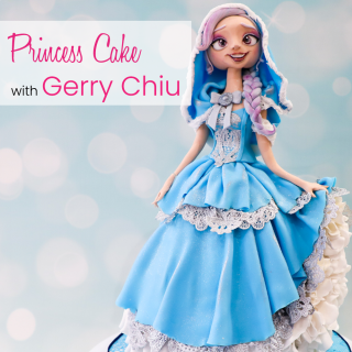 Princess Cake with Gerry Chiu Online
