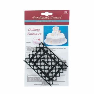 Patchwork Cutters QUILTING Embosser