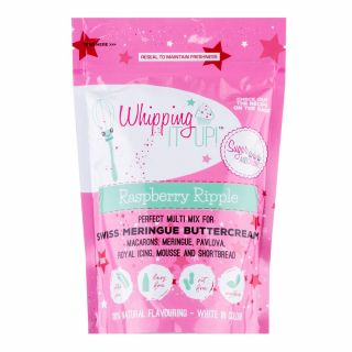 Raspberry Ripple 500g - Whipping it Up!