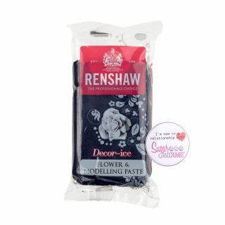 Renshaw Flower and Modelling Paste FORGET ME NOT BLUE 250g