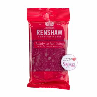 Renshaw Sugarpaste Ready to Roll CASSIS 250g