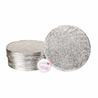 Cake Drum ROUND 05 Inch Pack of 5