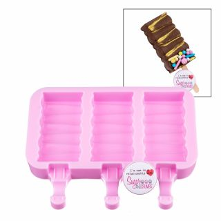 S&C Ice Cream Cake Popsicle Mould - Paws