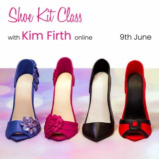 *NEW* S&C Multi Shoe Kit Class Online with Kim Firth