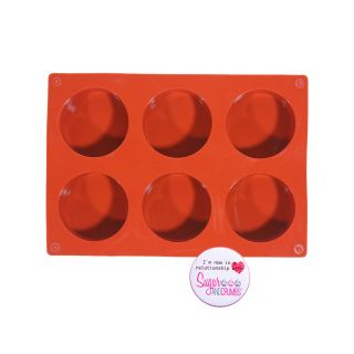 S&C Silicone Mould Chocolate Covered Oero Cookie