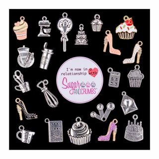 S&C Sparkles FREE charm on all Free Shipping orders ADDED automatically