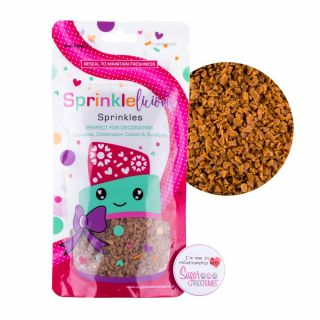 Sprinklelicious Nigay Salt and Pepper Caramel Flakes 100g