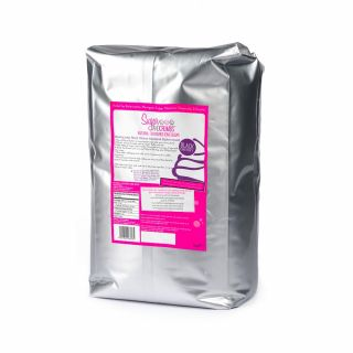 Sugar and Crumbs Natural Flavoured Icing Sugar BLACK CHERRY 5 KILOS