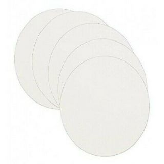 Sugar and Crumbs Greaseproof Circles 8 Inch Pack of 50