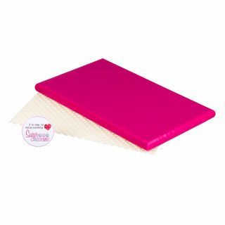 Sugar and Crumbs Non Stick Small Sugarcraft Pink Board 199mm x 122mm