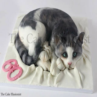 The Cake Illusionist Sculpting Club Online 4 July 2020