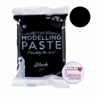 THE Modelling PASTE™ Black NEW 250g.abcd