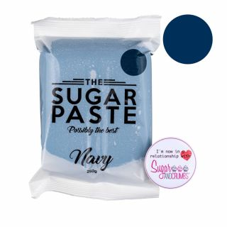 THE SUGAR PASTE™ Navy 250g