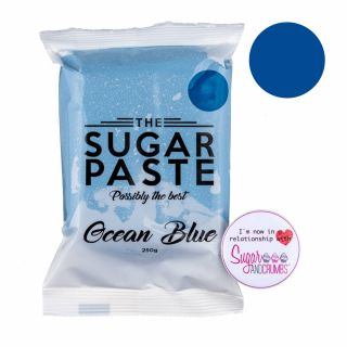 THE SUGAR PASTE™ Ocean Blue 250g