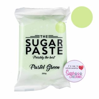 THE SUGAR PASTE™ Pastel Green 250g