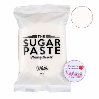 THE SUGAR PASTE™  White 250g