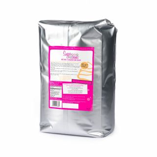 Sugar and Crumbs Natural Flavoured Icing Sugar VELVET VANILLA 5 KILOS
