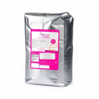 Sugar and Crumbs Natural Flavoured Icing Sugar WHITE CHOCOLATE AND RASPBERRY 5 KILOS