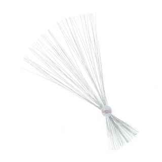 Hamilworth Floral Wire White 30 Gauge Pack of 50