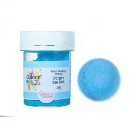 Colour Splash Dust PEARL FORGET ME NOT 5g
