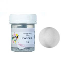 Colour Splash Dust PEARL PLATINUM 5g