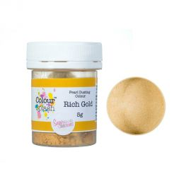 Colour Splash Dust PEARL RICH GOLD 5g