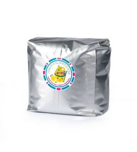 Sugar and Crumbs Natural Flavoured Icing Sugar LEMON AND ELDERFLOWER 2.5 KILOS