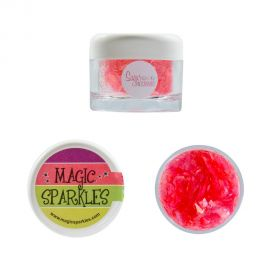 Magic Sparkles Holographic PINK