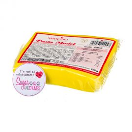 Saracino Modelling Paste YELLOW 250g