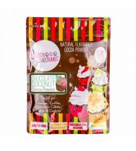 Sugar and Crumbs Cocoa Powder CHOCOLATE COCONUT 250g