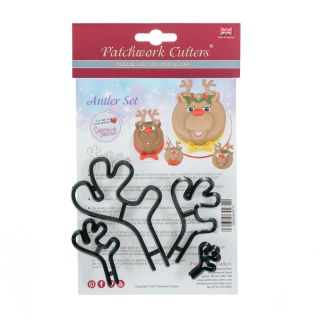 Patchwork Cutters ANTLERS