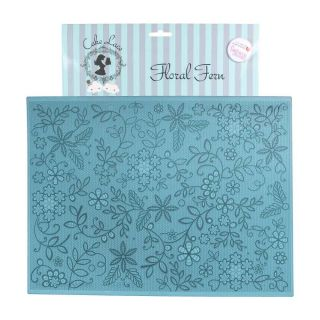 Cake Lace Mat FLORAL FERN
