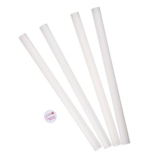Cake Star HOLLOW CAKE DOWELS Set of 4