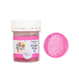 Colour Splash Dust MATT BRIGHT PINK 5g
