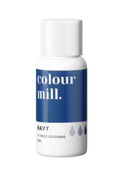 Colour Mill Oil Based Colouring NAVY 20ml