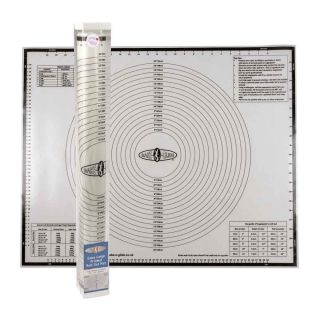 Bake-O-Glide Extra Large Silicone Printed PASTRY MAT