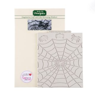 Katy Sue Mould SPIDERS AND WEB