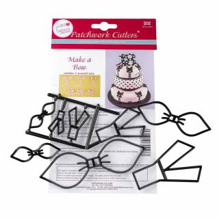 Patchwork Cutters MAKE A BOW