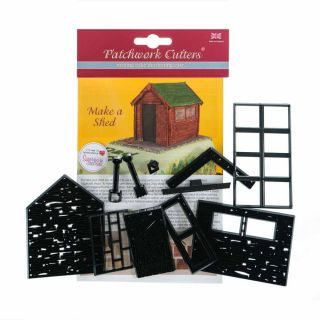 Patchwork Cutters MAKE A SHED