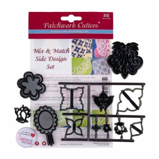 Patchwork Cutters Mix and Match Side Design