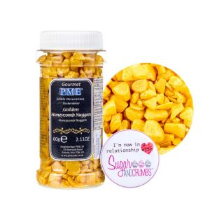 PME Nuggets GOLDEN HONEYCOMB 60g