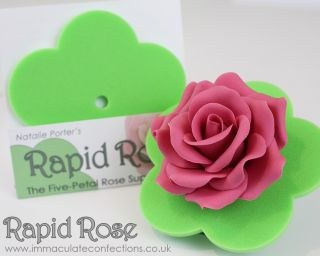 Immaculate Confections Rapid Rose 5 PETAL SUPPORT PAD