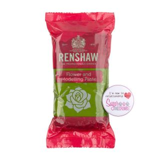 Renshaw Flower and Modelling Paste GRASS GREEN 250g