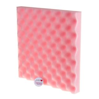 Sugar and Crumbs Pink LARGE Flower Foam Drying Tray