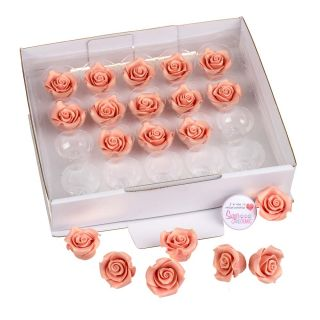 SugarSoft 20 ROSE GOLD ROSES